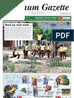 Platinum Gazette 13 Jan 2012