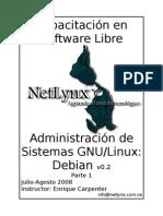 Netlynx Admin Linux Parte1 v0.2