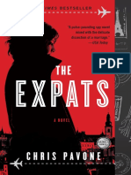 The Expats by Chris Pavone - Excerpt Selection