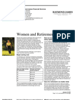 Women & Retirement Planning
