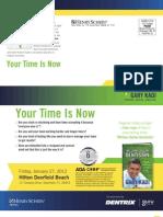 Dental Education Kadi Mailer 2012 Florida