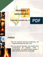 Incendios y Explosiones II