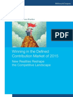 McKinsey Global Institute -- Define Contributions Market