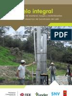 Modelo integral de producción de bioetanol