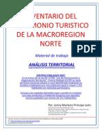 Macro Region Norte Tumbes Peru