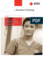 Nurse Assistant Training - American Red Cross