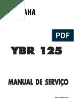 YBR125 Manual Completo