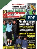 LE BUTEUR PDF du 13/01/2012