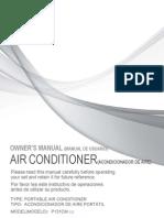 Aire Lg Portatil P131CM
