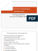 Ansamblul de Marketing Si Pozitionarea-curs 4