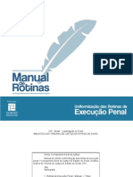 Manual de Rotinas