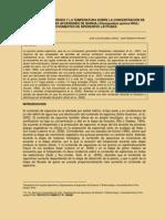 Gonzales U. José L. - Efecto del Fotoperiodo y la temperatura sobre la concentración de Saponina..