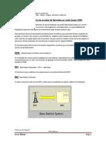 Procedimiento de Prueba de Llamadas en GSM v1.0