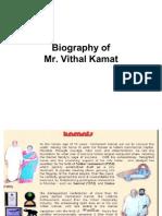 Vithal Kamat(ED