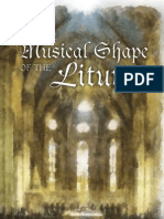 The Musical Shape of the Liturgy
