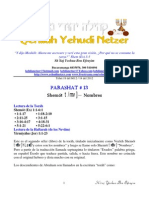 Parashat Shemot # 13 Adul 6012