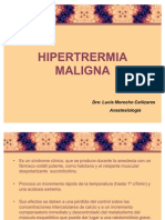 HIPERTEMIA MALIGNA