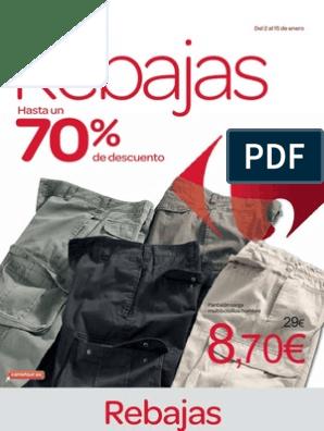 Catalogo Rebajas Carrefour Ropa Diseno