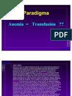 Transfusión II-2011
