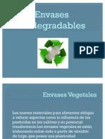 Envases Biodegradables