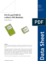 Pci 5s Pcm 5s Data Sheet(Gps g5 Ps5 07002)