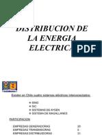 Distribucion de La Energia Electric a Cam Bios