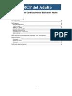 ion Cardiopulmonar Basica Adulto Textos