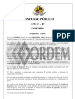 PROVA ENFERMEIRO620