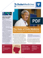 Inside Duke Medicine - November 2008 (Vol. 17 No. 11)
