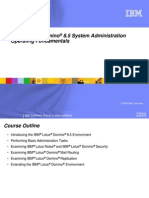 MELJUN_CORTES_Lotus Domino 8.5 System Administration Operating Fundamentals - Presentation