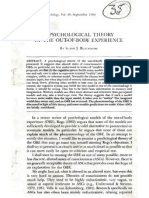 Susan J. Blackmore- A Psychological Theory of the Out-of-Body Experience