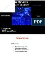 Chapter-8 FET Amplifiers