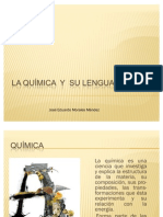 LA QUÍMICA Y SU LENGUAJE-1