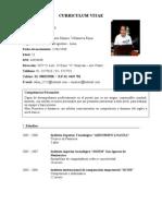 CV ACTULIZADO