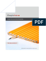 Imon's Clifton Strengths Finder 2 Discovery and Action Planning Guide