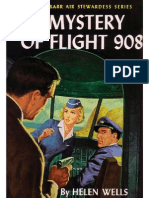 Vicki Barr Mystery #15 The Mystery of Flight 908