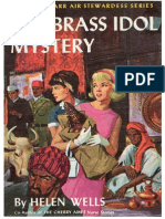 Vicki Barr Mystery #16 The Brass Idol Mystery