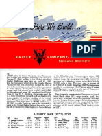 WWII Liberty Kaiser Shipyard