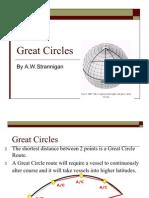 Great Circles
