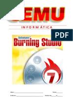 Gravar CD e DVDs usando o Ashampoo Burning