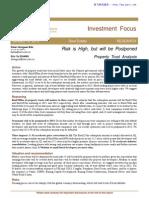CICC Property Trust Analysis 2012-01-13