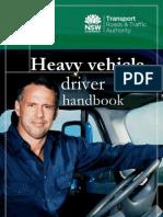 Heavy Vehicle Driver Handbook