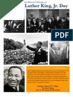 American Jazz Museum Martin Luther King Jr. Celebration