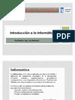 Introd. a la Informática