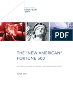 Partnership for a New American Economy Fortune 500