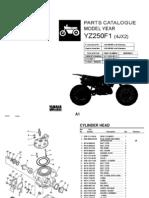 Despiece YZ250 ENG_1994