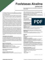 6291 Fosfatasas Alcalina Optimizada Sp