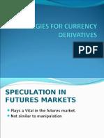 Speculation in Futures Marketsss