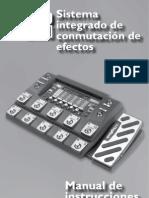 RP1000Manual Spanish