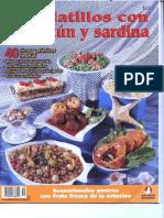 Cocina Estrella - Platillos Con Atun y Sardina